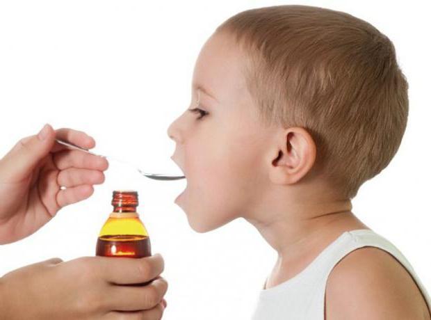 как успокоить сухой кашель у ребенка