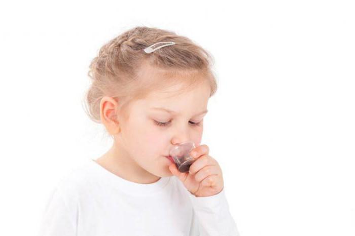 детский сироп от глистов гельмонет