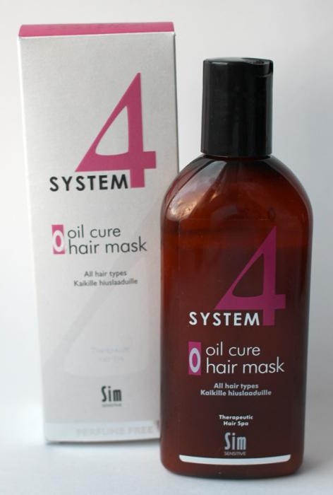 система 4 от выпадения волос отзывы