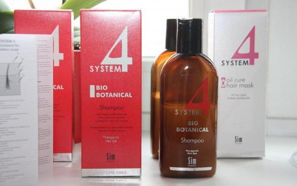 4 system комплекс от выпадения волос отзывы