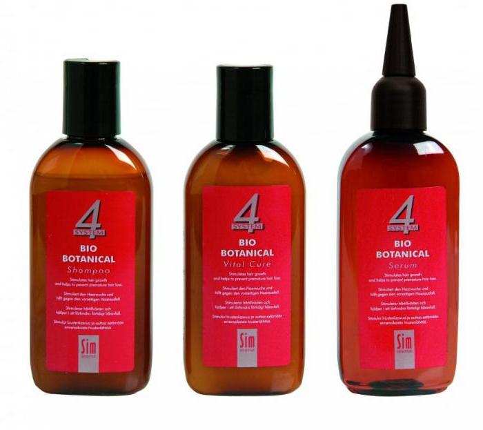 систем 4 комплекс от выпадения волос отзывы