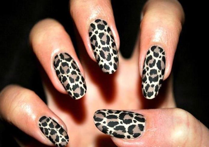 """Дизайн ногтей """"Леопард"""". Мастер-класс и тонкости выполнения"""