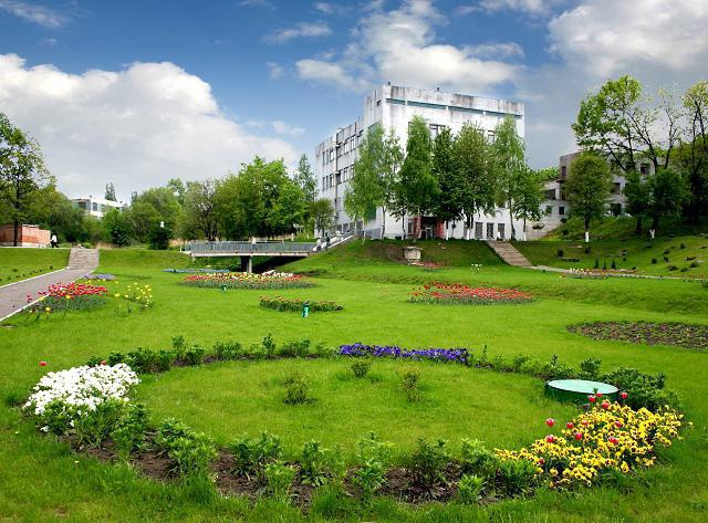 ботанический сад ХНУ