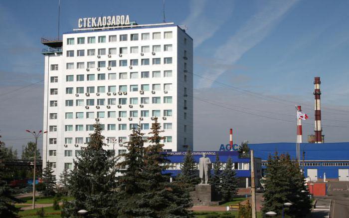 ОАО Борский стекольный завод