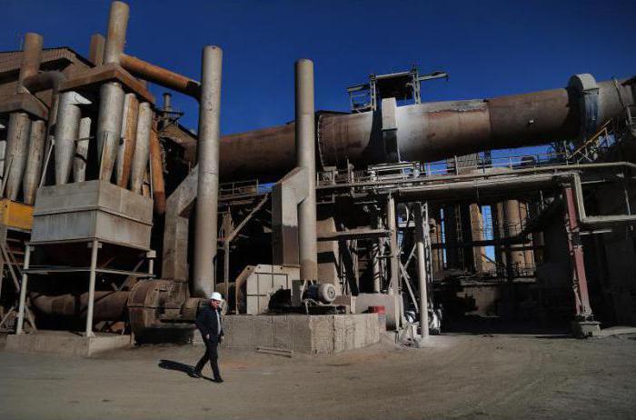 Винзилинский завод керамзитового гравия