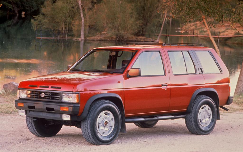 Nissan Pathfinder WD21