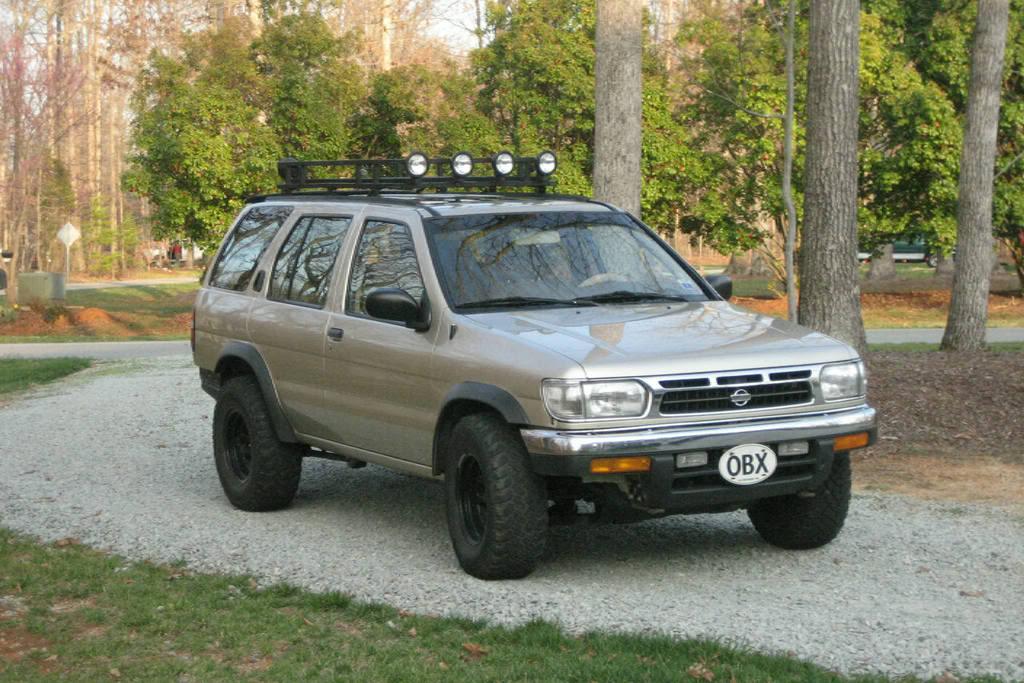 Nissan Pathfinder: tuning