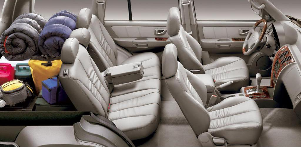 Внедорожник Hyundai Terracan: описание, характеристики, отзывы