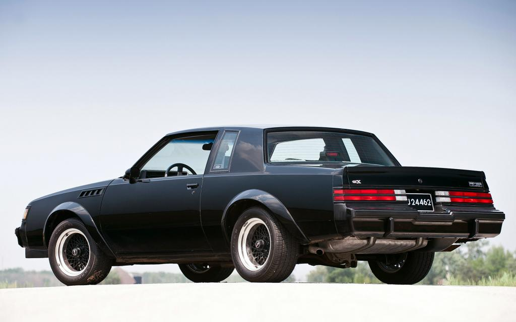 Buick Grand National GNX 1987 года