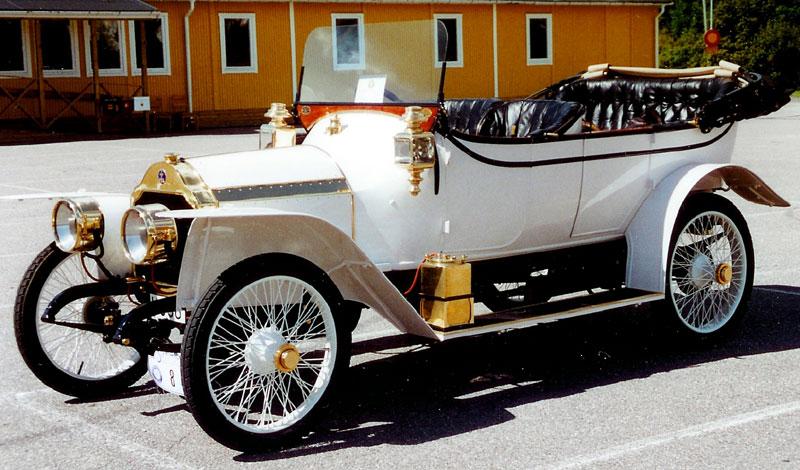 Lorraine Dietrich 12 HP Torpedo 1912