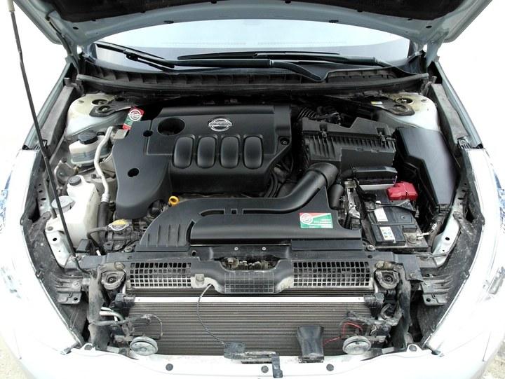 Двигатель «Ниссан Теана 2»