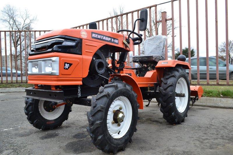Трактор «Кентавр» 18 л.с.