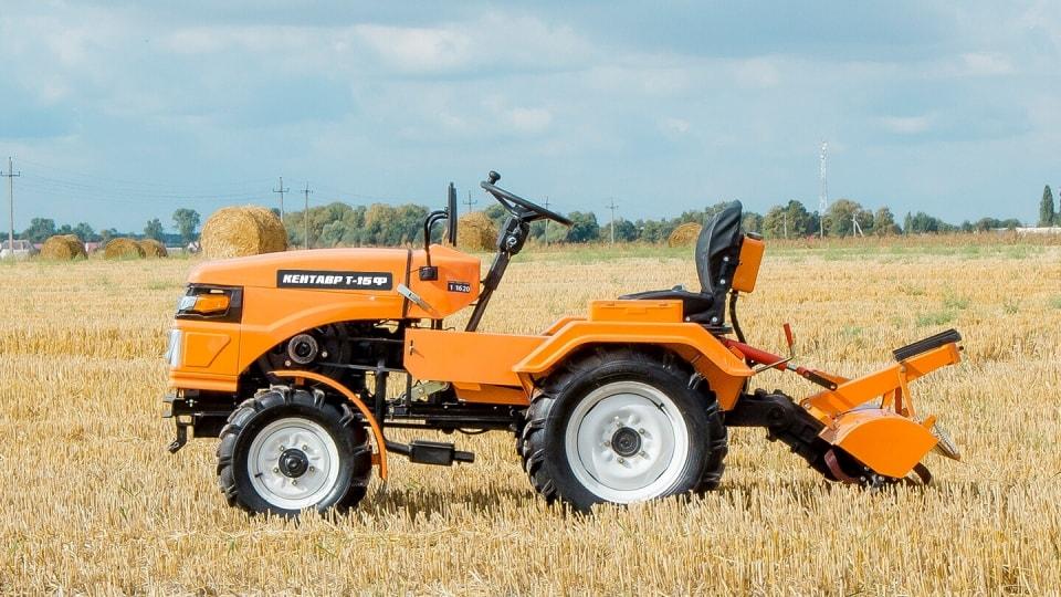 Трактор «Кентавр» Т-15