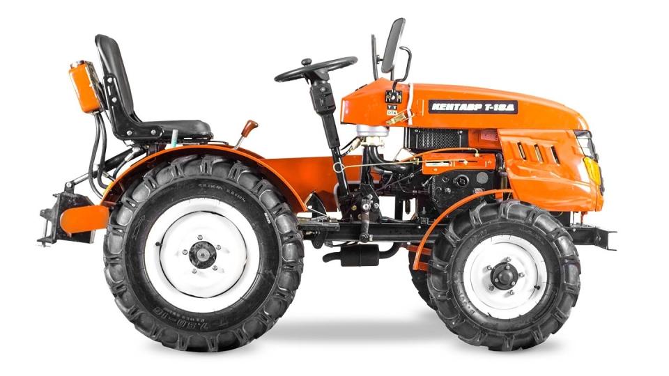 Трактор «Кентавр» Т-18