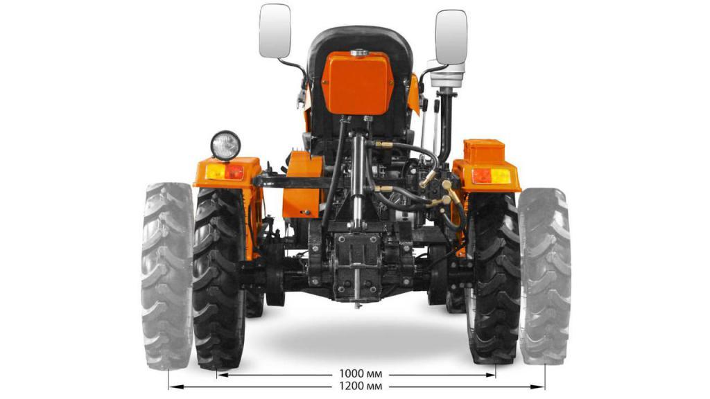 Мини трактор «Кентавр»