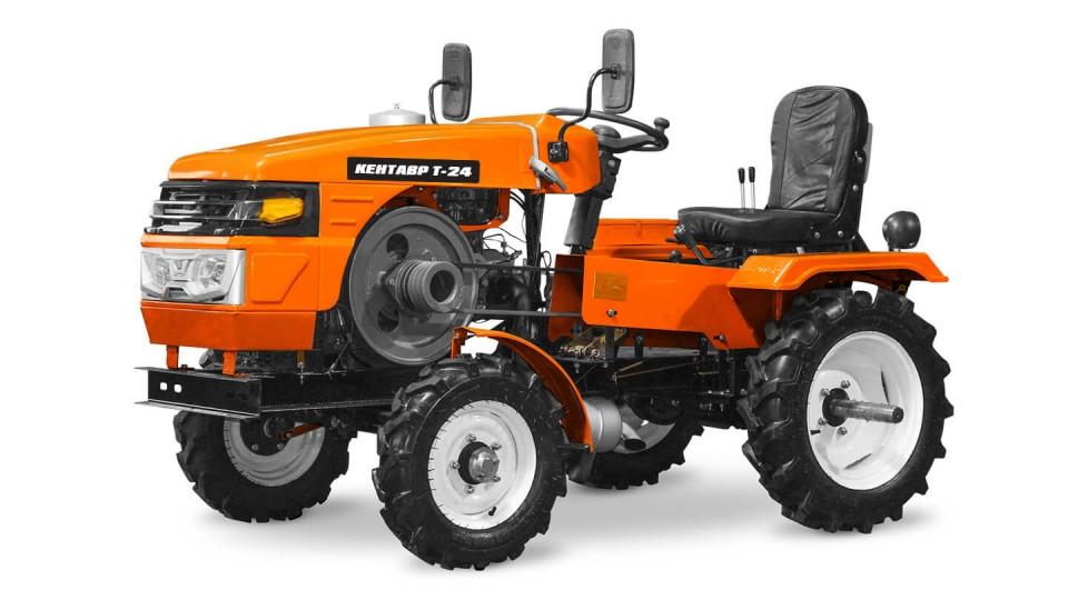 Трактор «Кентавр» Т-24