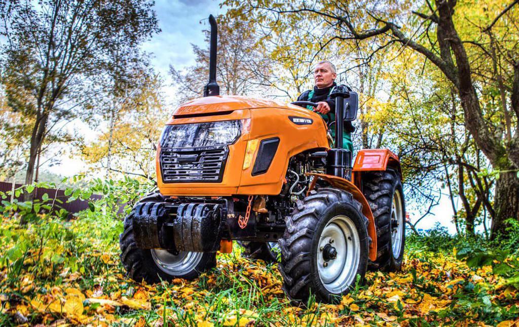 Т-224 трактор «Кентавр»