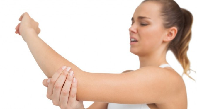 болят руки от запястья до локтя