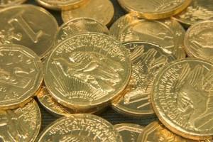 монеты россии 2001
