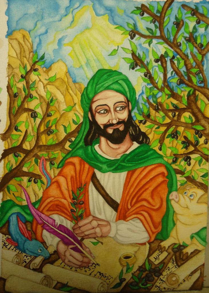 Картинки как выглядит аллах