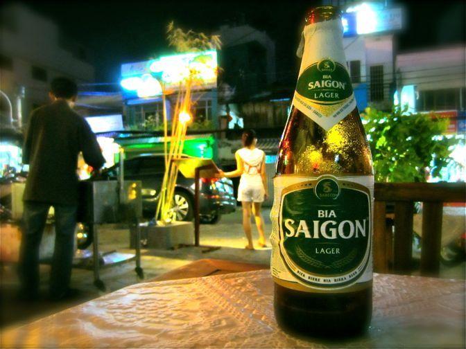 сайгонское пиво