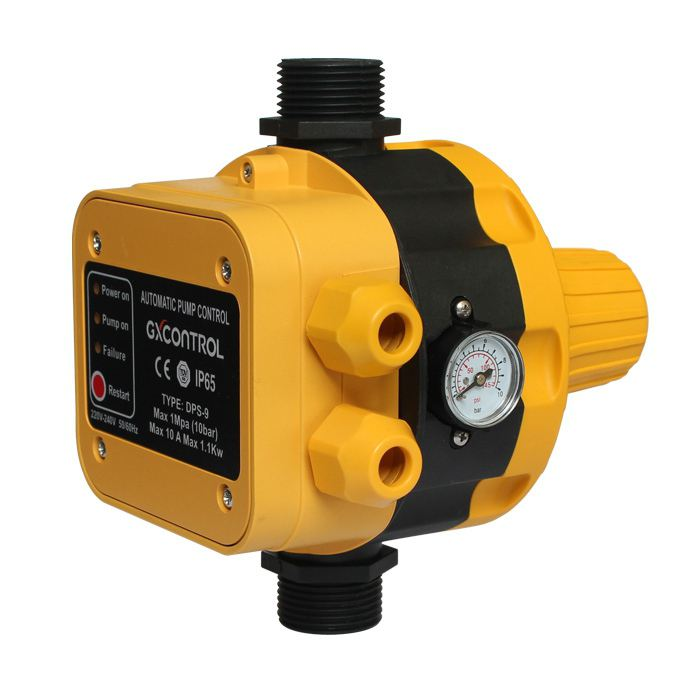 Aquasystem, Aquario, Reflex Со временем давление в воздушной полости гидроаккумулятора...