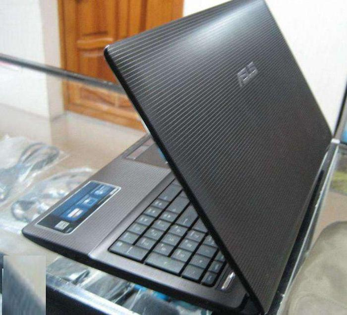 первое знакомство с ноутбуком