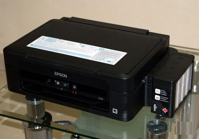 струйное Epson L210