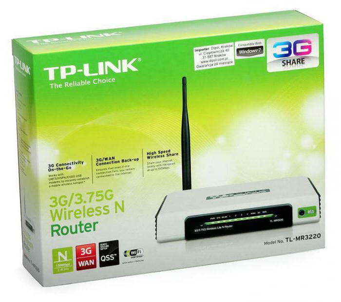 роутер tp-link tl-mr3220 инструкция