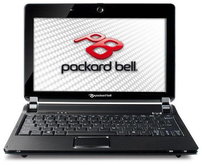 Packard bell Dot S