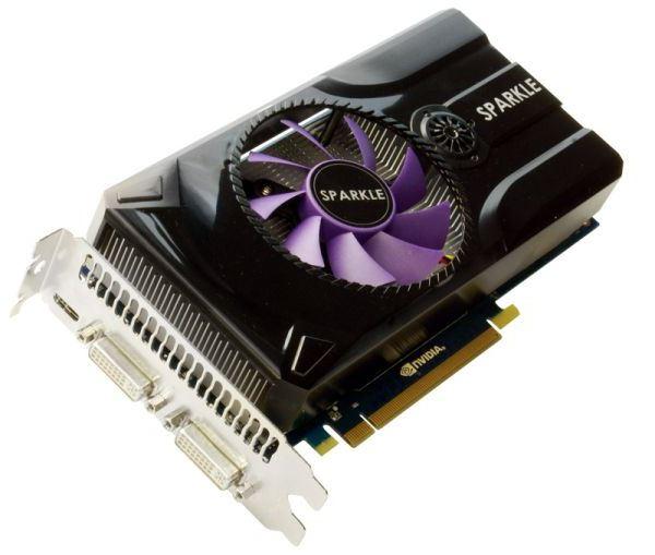 Nvidia GeForce GTX 460 характеристики