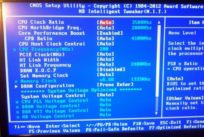 Разгон процессора amd fx 6300