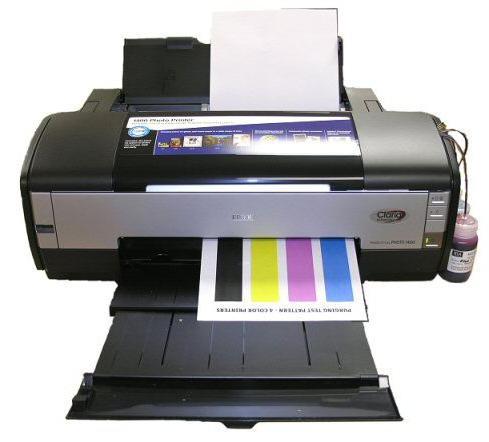 Струйный принтер с СНПЧ: отзывы покупателей