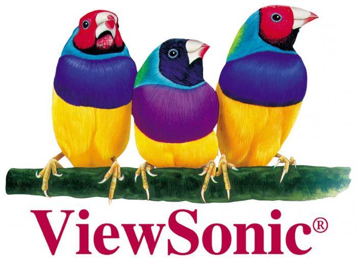 ЖК-мониторы ViewSonic: характеристики и отзывы