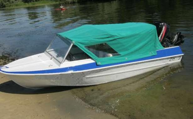 лодка крым технические характеристики фото