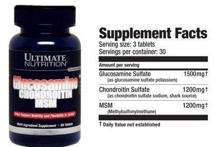 Glucosamine Chondroitin MSM как принимать? Лечение суставов с помощью препаратов с глюкозамином и хондроитином