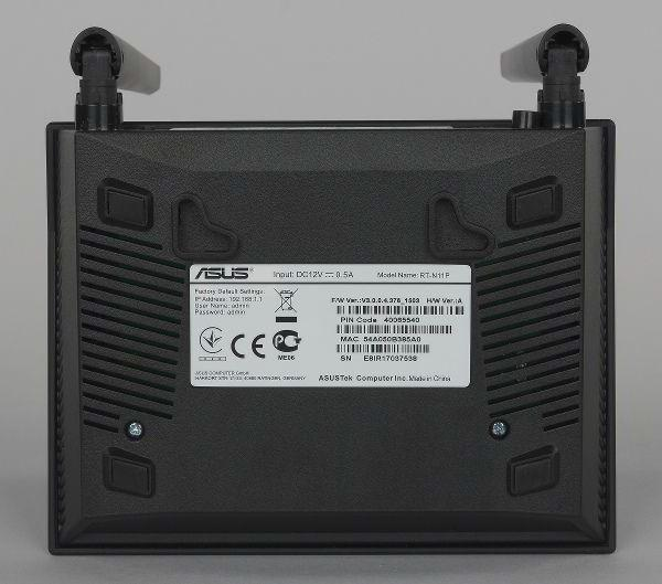 как настроить роутер ASUS RT-N11P