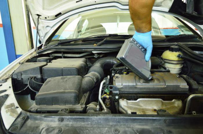 нужно ли промывать двигатель при замене масла после обкатки