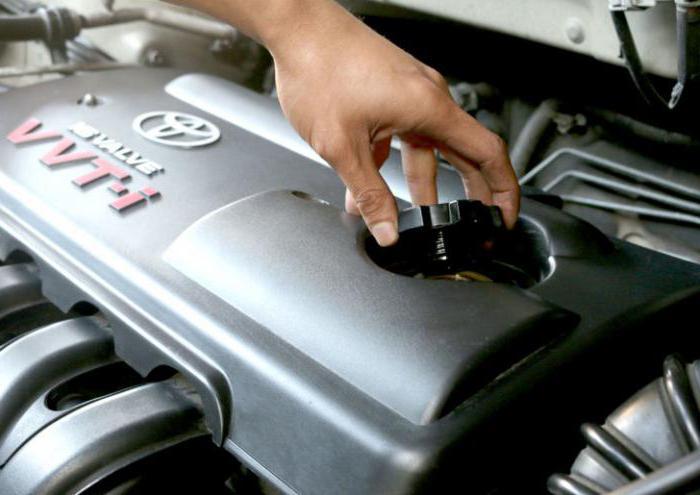 что будет если перелить масло в двигатель инжектор