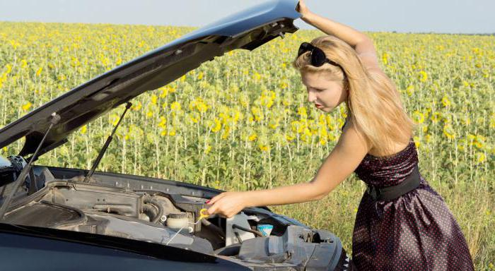 перелил масло в двигатель последствия