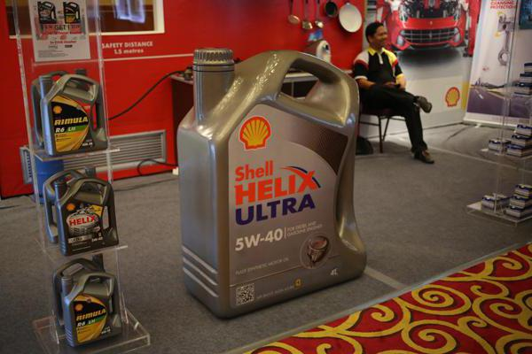 моторное масло shell helix ultra 5w 40