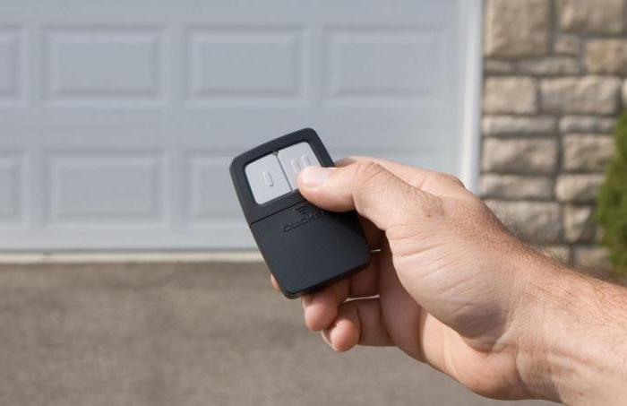 сигнализация для гаража
