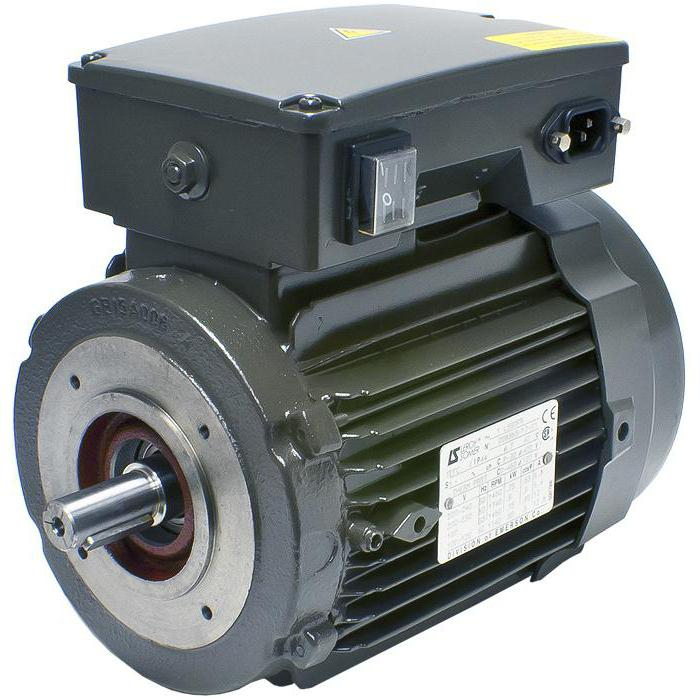 220V Einphasenmotor