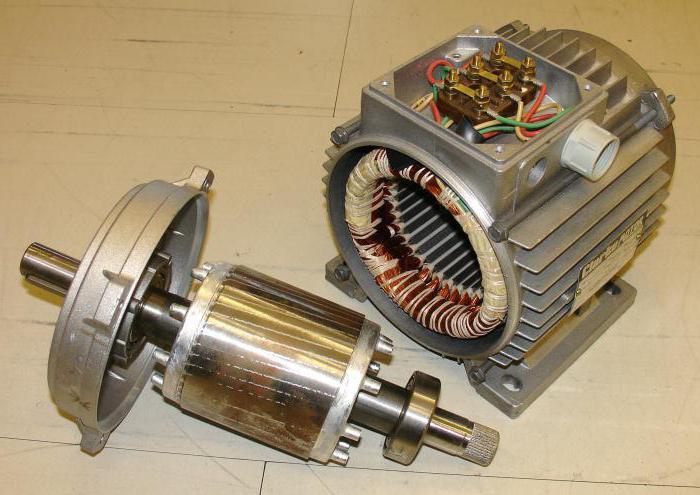 где применяются электродвигатели