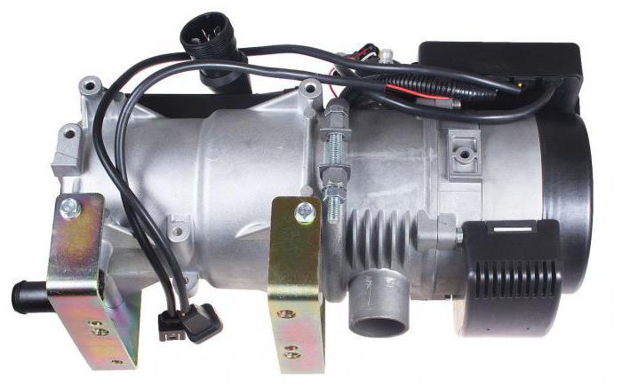 предпусковые подогреватели дизельного двигателя камаз