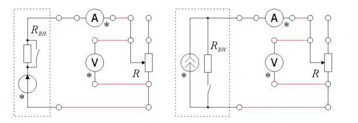 расчет сложных электрических цепей постоянного тока