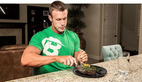кетоновая диета меню