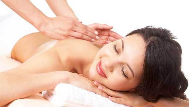 Лечебный и профилактический массаж поясницы