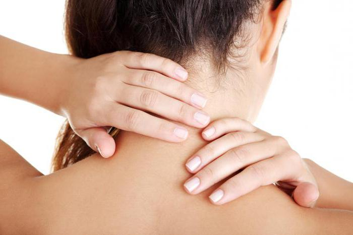 как расслабить мышцы шеи способы снять напряжение