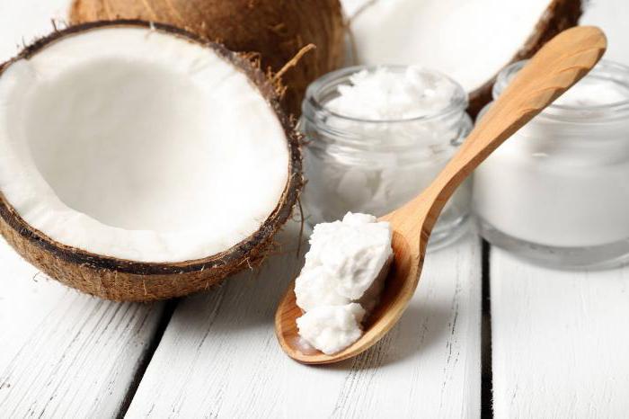 кокосовое масло для лица применение